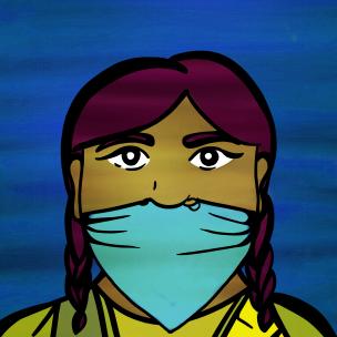 Ilegalzita en Azul